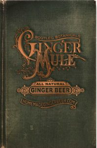 Bootleg Botanicals Ginger Beer Making Instructions PDF